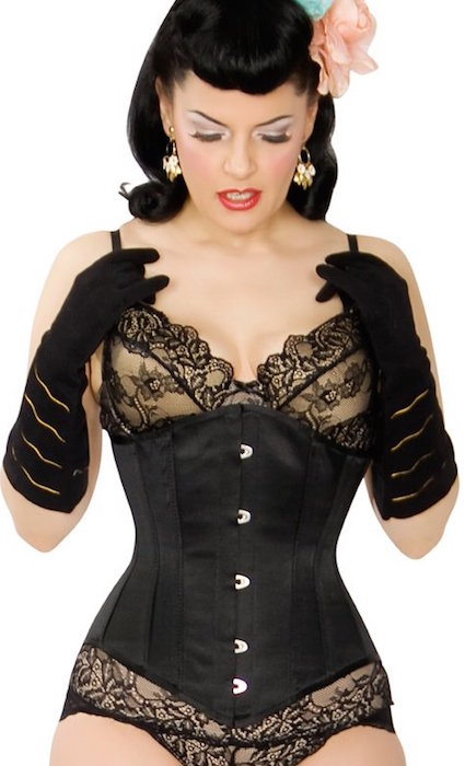 best waist training corset