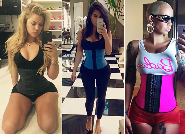 how to waist train without a corset